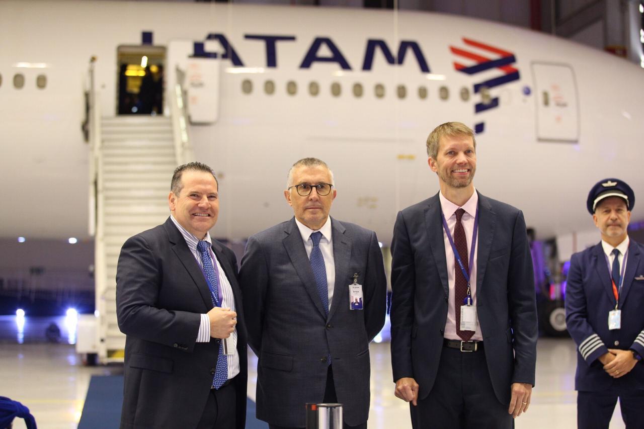CEO de Latam Group: Luego de ordenar la empresa tras fusión, ahora el foco estará en las personas
