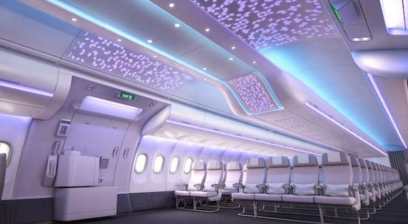 Así es el sorprendente interior de los Airbus A330