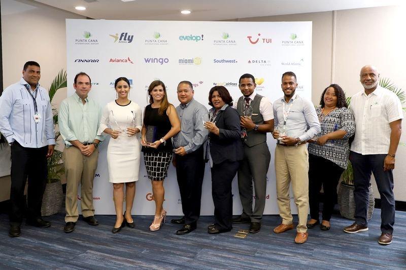Aeropuerto Internacional de Punta Cana reconoce aerolíneas y handlers