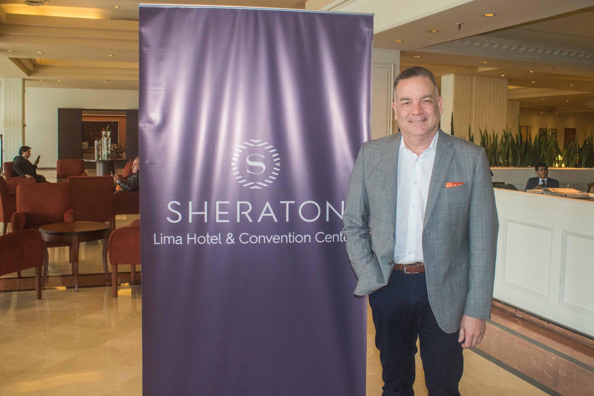 Marriott presenta a su nuevo gerente general en Perú