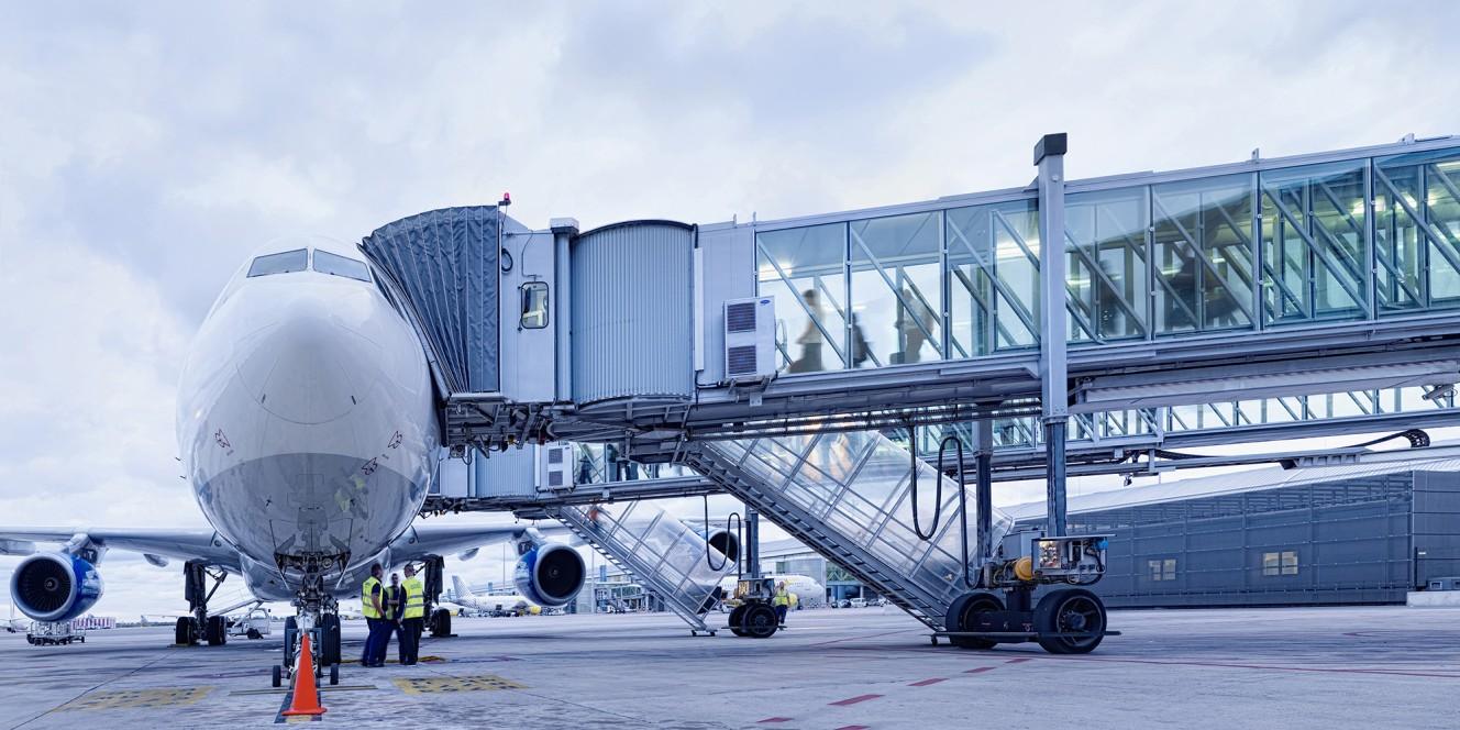 España registra un 72,4% menos de pasajeros en 2020