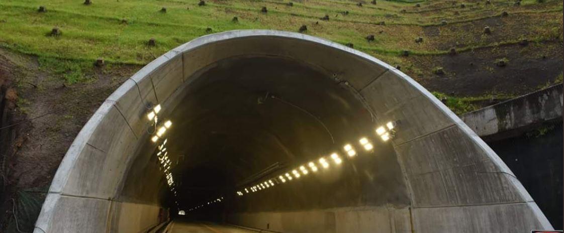 Colombia estrena Túnel de Oriente: De 45 a 18 minutos hasta el aeropuerto de Medellín