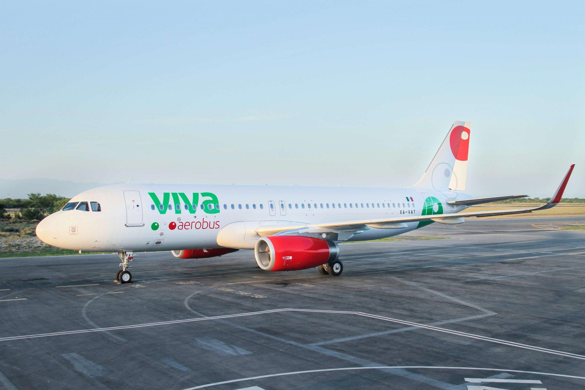 Viva Aerobus obtiene recursos superiores a US200 millones