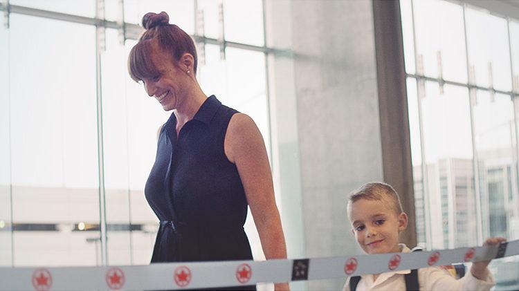 Air Canada es reconocida como la mejor aerolínea familiar de Norteamérica y como el mejor programa de viajero frecuente para las familias