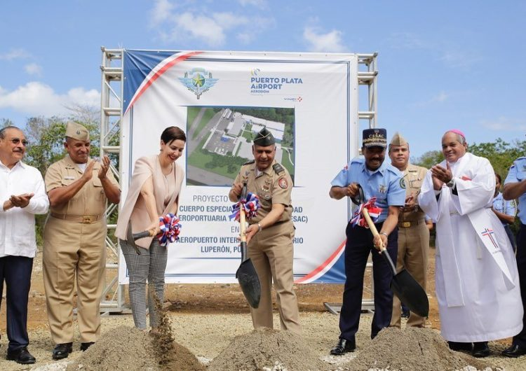 Cesac contará con un nuevo recinto en el aeropuerto de Puerto Plata