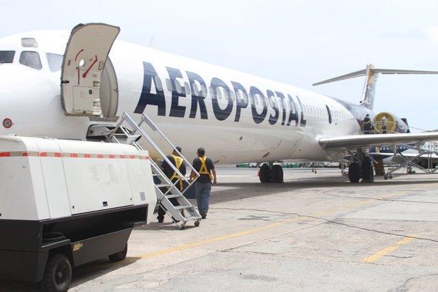 Aeropostal retomará operaciones en el país