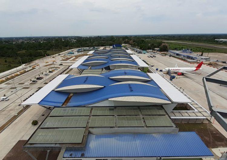 Colombia: Aeropuerto de Leticia estrena terminal aérea