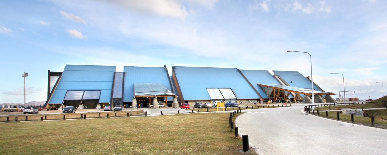 El aeropuerto de Ushuaia entre los más lindos del mundo