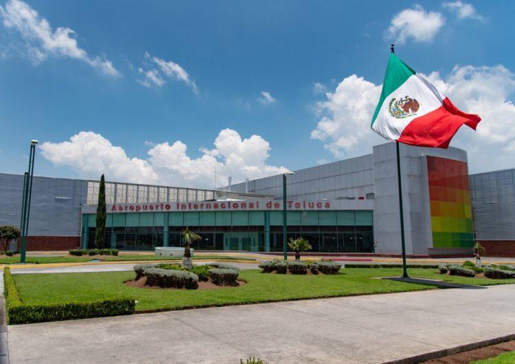 El aeropuerto de Toluca, para aerolíneas de bajo costo: Sectur