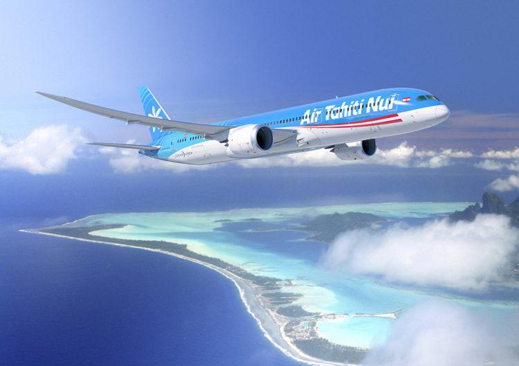 Air Tahiti Nui anuncia su entrada al mercado mexicano