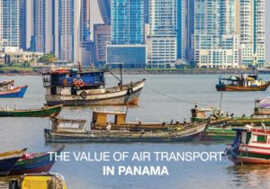 IATA presented 'THE VALUE OF AIR TRANSPORT IN PANAMA'