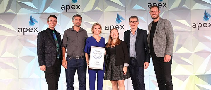 Air France rewarded for its travel experience