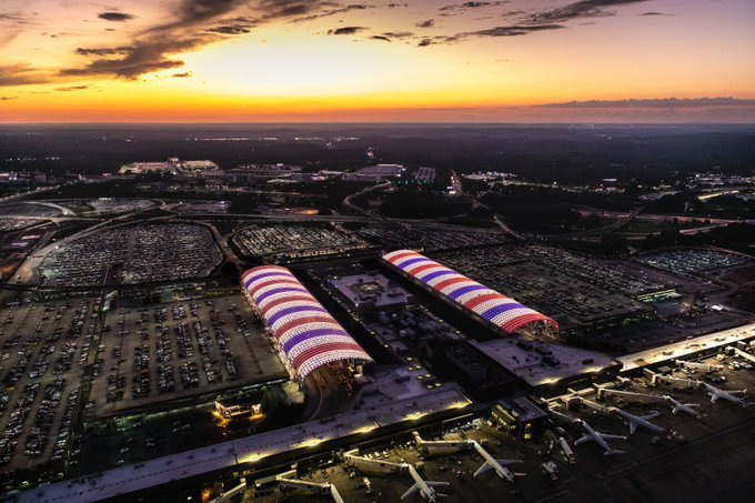 ¿Cuáles son los aeropuertos más eficientes del mundo?
