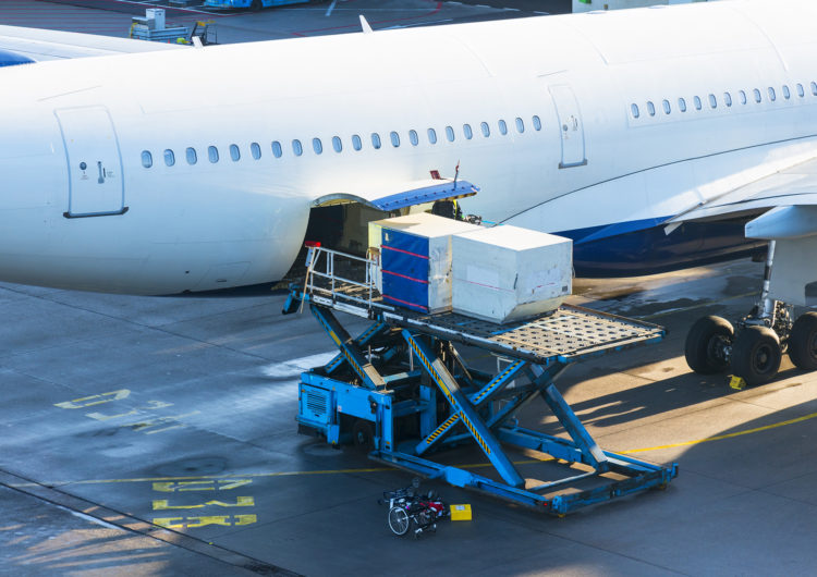 Air Freight Demand Down 1.1% in November 2019: IATA