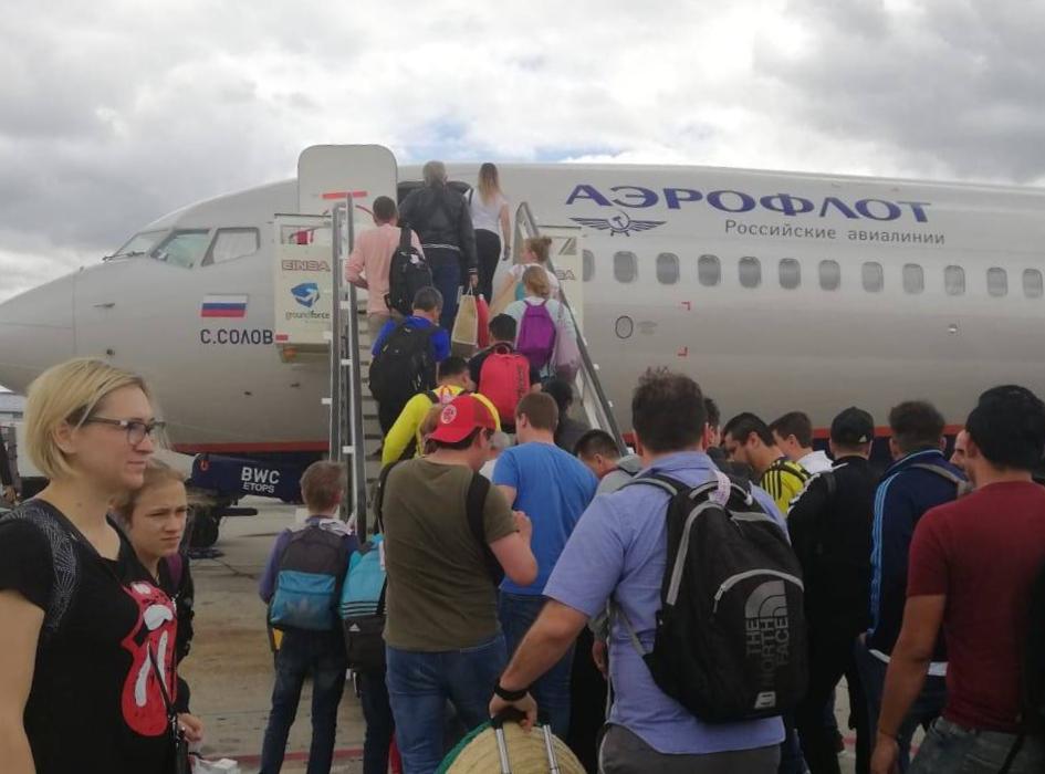 Rusia muestra su fuerza como mercado emisor de viajeros