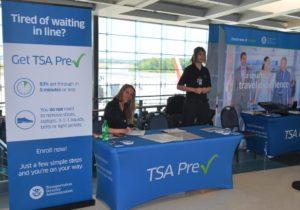 TSA Testing Tablets to Enroll Travelers in PreCheck Program