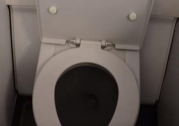 Airbus sabrá cuanto tiempo están los pasajeros en el lavabo del avión