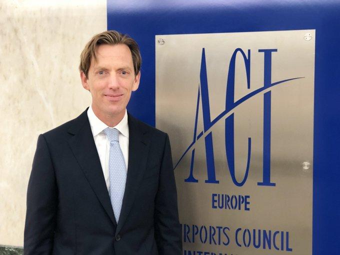 ACI Europe nombra un nuevo asesor general