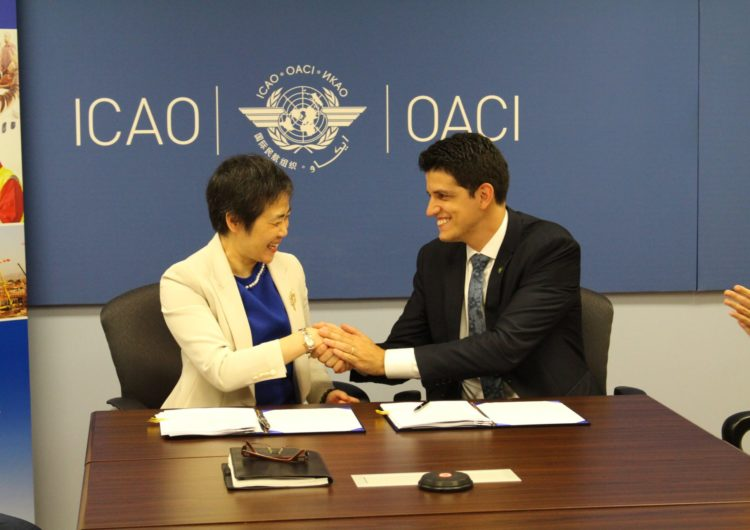 Acordo Brasil OACI deve alavancar transporte aéreo de carga no país