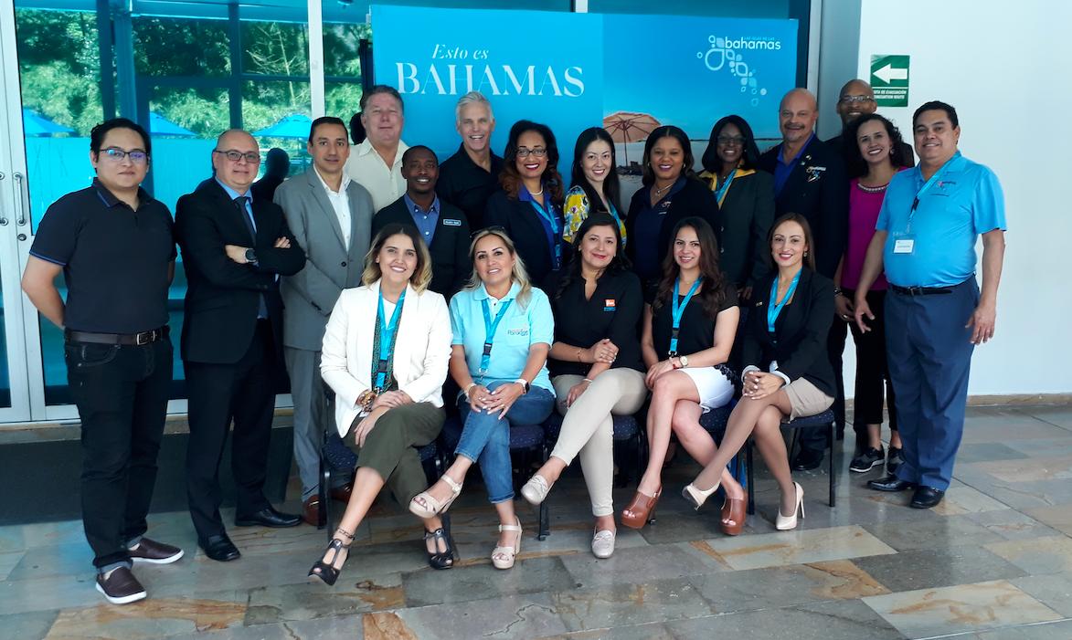 Finalizó exitoso tour promocional de Las Bahamas por América Latina