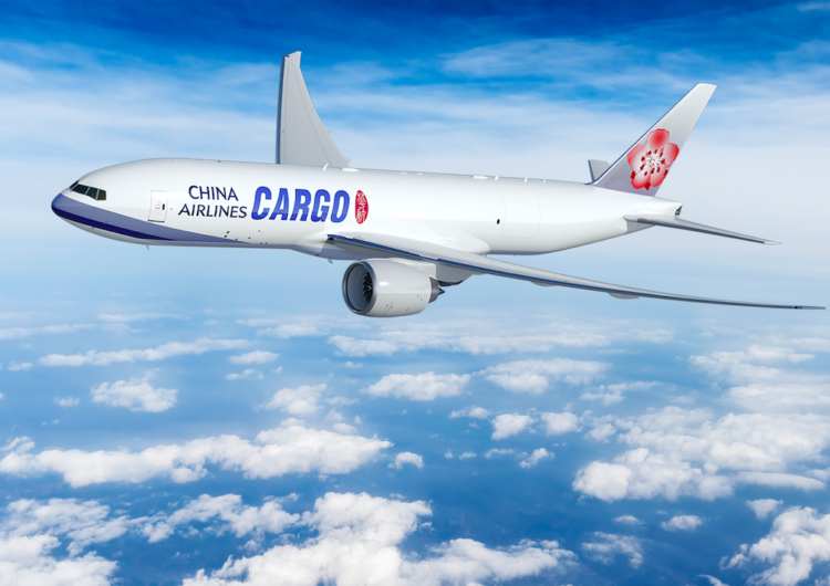 China Airlines encarga a Boeing seis aviones 777 Cargueros