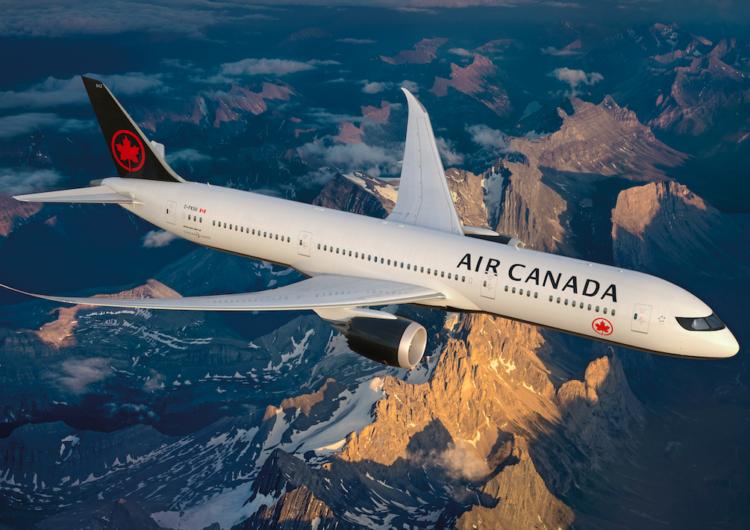 Air Canada aumenta los vuelos en sus dos rutas con Barcelona