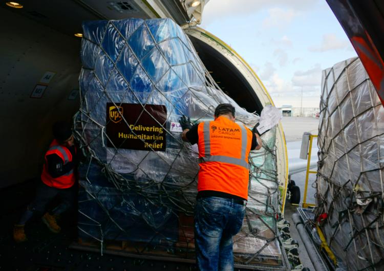Colombia: Transportar carga, un mínimo alivio en aerolíneas de pasajeros