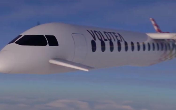 Una aerolínea española se incorpora al desarrollo de aviones híbridos