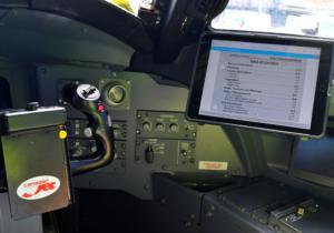 Air Nostrum incorpora tecnología a bordo para reducir 466 toneladas de emisiones de CO2 al año