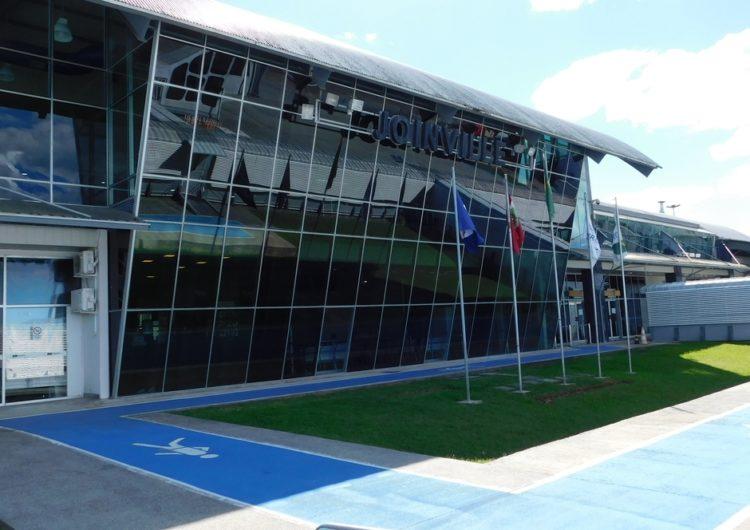 Aeroporto de Joinville ultrapassa 50 mil passageiros   no mês de setembro