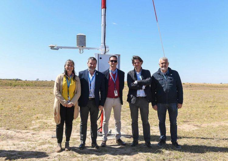 Argentina: EANA inauguró el primer Sistema Meteorológico de nivel internacional en el Aeropuerto de Córdoba