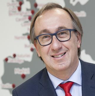 Fernando Candela, nuevo consejero delegado de la aerolínea 'low cost' Level