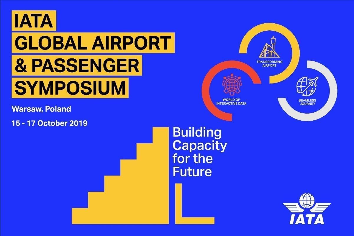 El Simposio Global de Aeropuertos y Pasajeros se celebrará en Varsovia en octubre