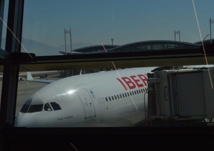 Iberia organiza ocho vuelos de repatriación a Sudamérica