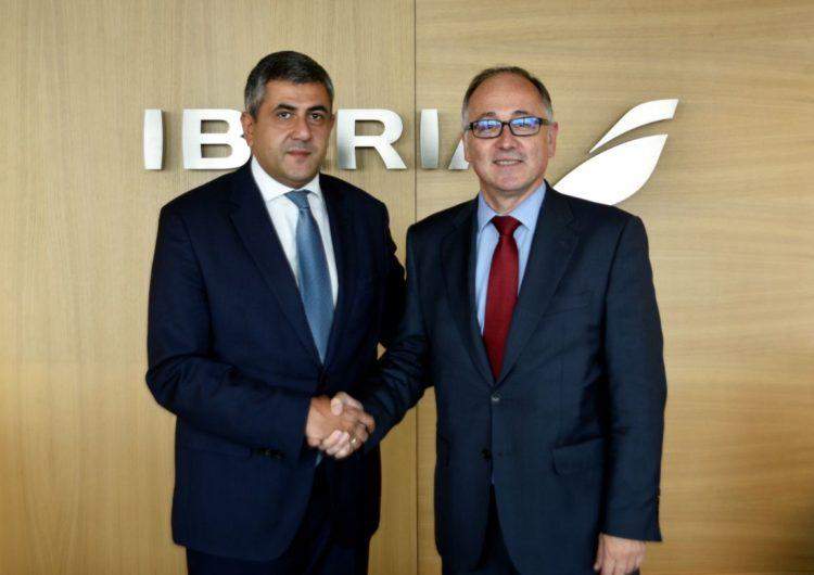Iberia y la Organización Mundial del Turismo se unen por un Turismo Sostenible