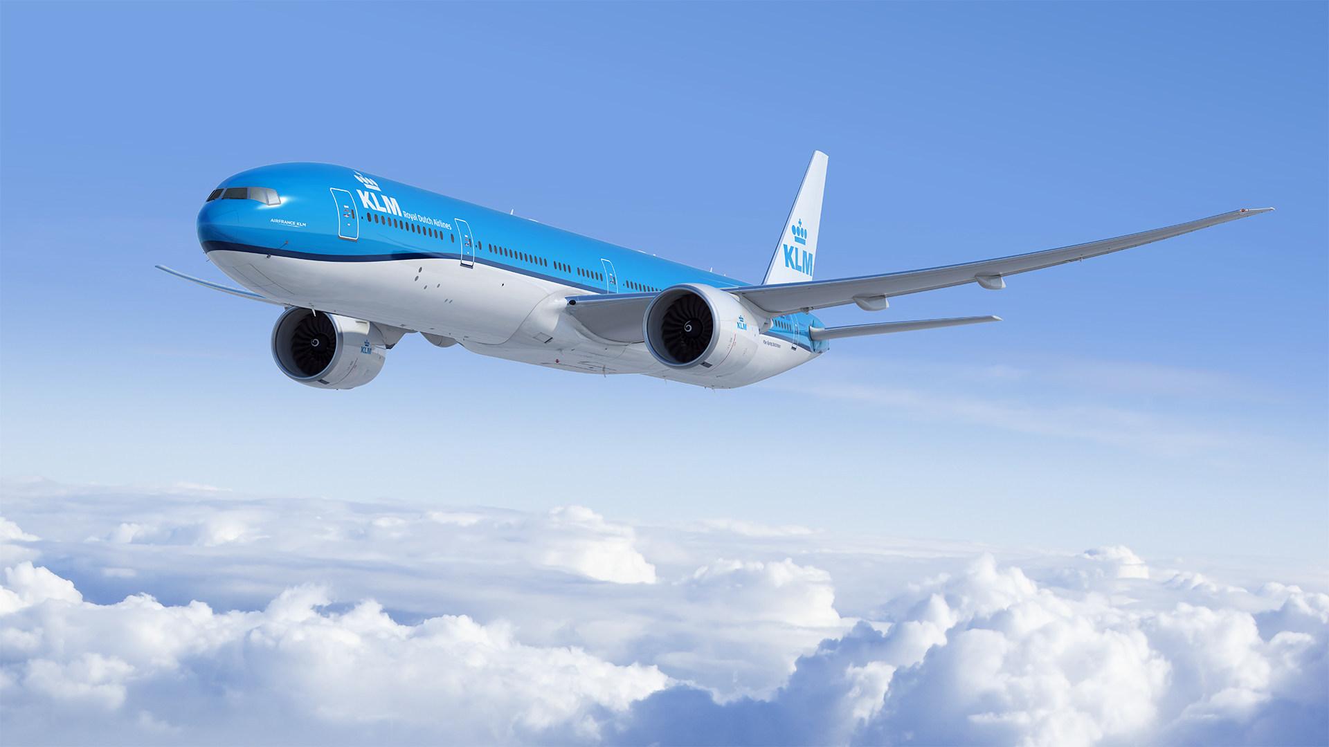KLM retoma voos para o Rio de Janeiro no dia 18 de maio