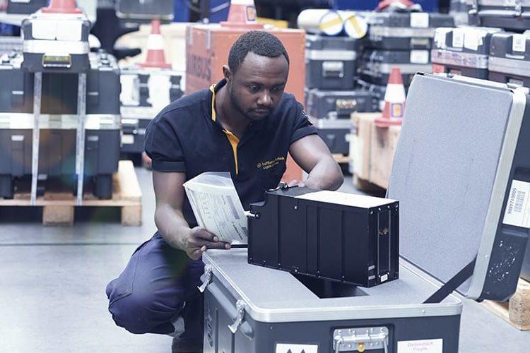 Lufthansa Technik, certificado por la CAAC para el mantenimiento de los componentes