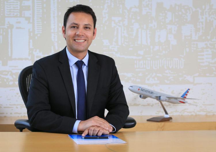 Gerente regional de ventas, American Airlines Chile y Perú: Personalización sin escalas