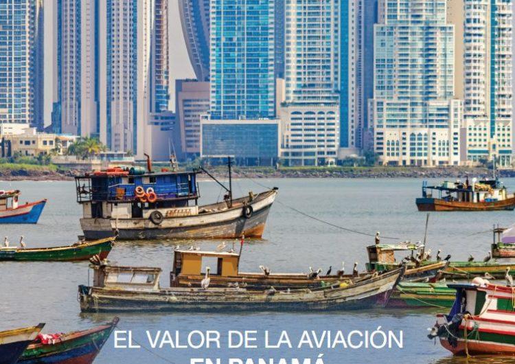 IATA presenta informe sobre 'El Valor de la Aviación en Panamá'