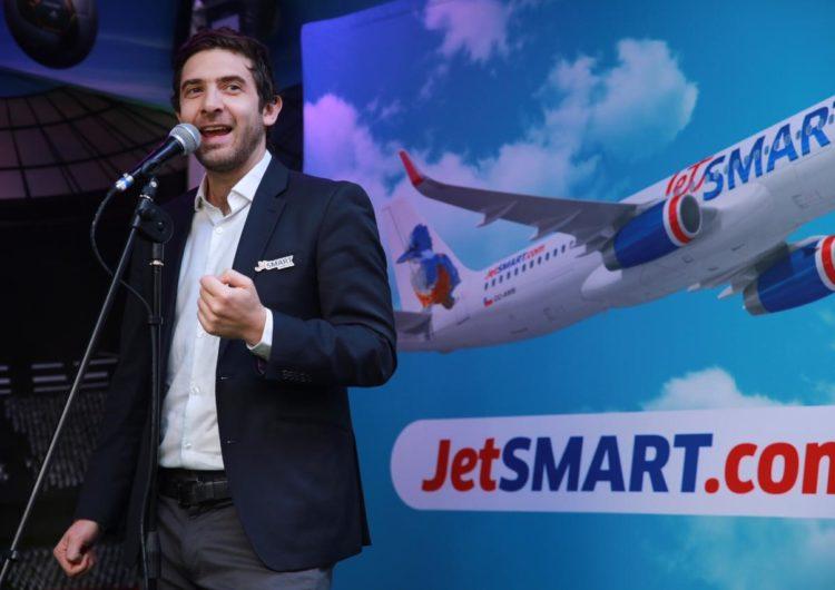 JetSMART anuncia nuevas rutas a Brasil hacia Sao Paulo, Salvador de Bahía y Foz de Iguazú