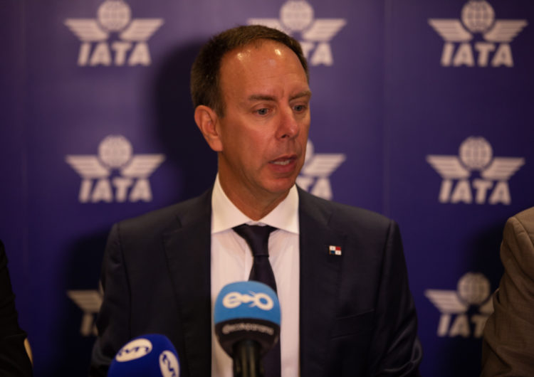 IATA faz apelo para governos da América Latina diante da crise do coronavírus