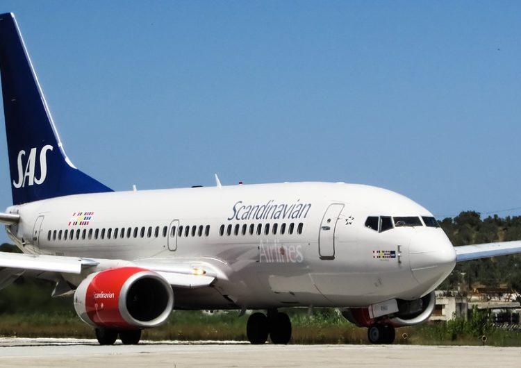 SAS ofrecerá a los pasajeros la opción de comprar biocombustible para el vuelo