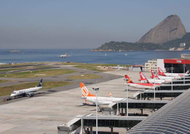 Santos Dumont deve receber mais de 345 mil passageiros durante o Rock In Rio