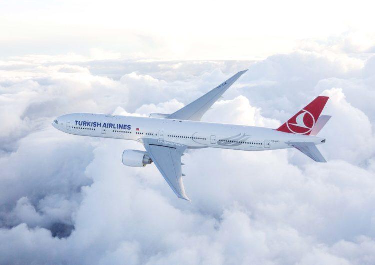 Turkish Airlines alcanzó el 84.8% de ocupación en agosto