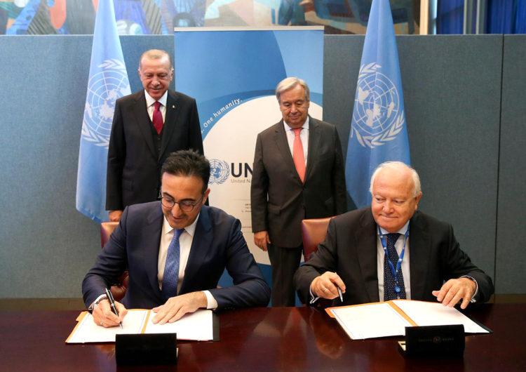 Turkish Airlines y la Alianza de Civilizaciones de la ONU crearon una plataforma conjunta para promover la paz y la unión de las naciones