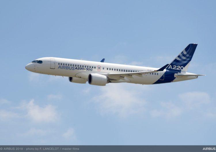 """""""El A220 permitirá que cientos de mercados que anteriormente requerían conexiones puedan tener vuelos directos"""": Carlos Ozores"""