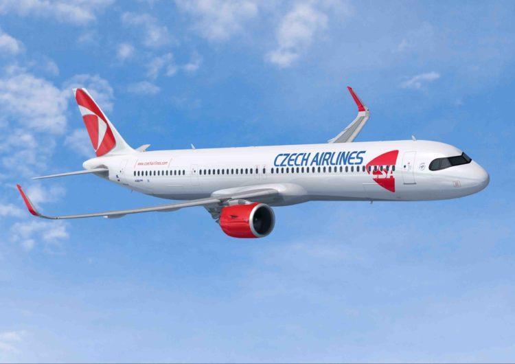 Czech Airlines encarga cuatro A220 y cambia el pedido de tres A320neo por otros tantos A321XLR