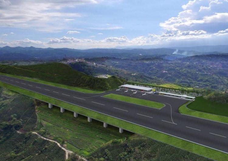 Colombia: Aeronáutica Civil otorgó permiso de construcción para el Aeropuerto del Café