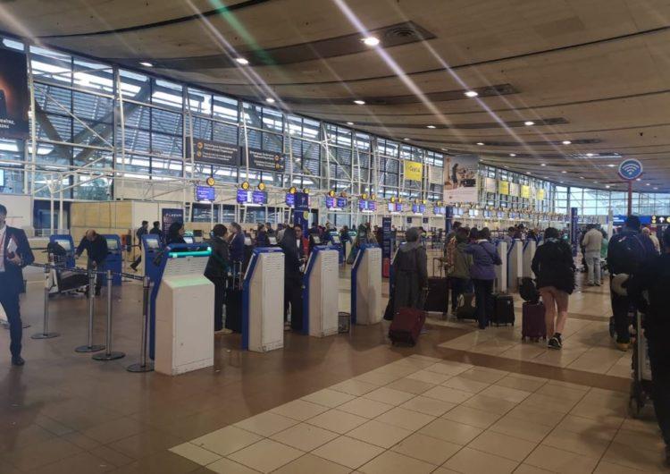 Chile: LATAM informa que sus vuelos están operando de manera regular
