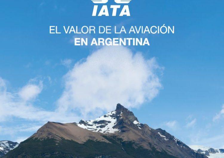 IATA presenta informe sobre 'El Valor de la Aviación en Argentina'
